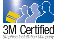 3M Certified Graphics Installation Company logo