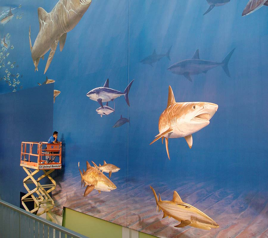 wall-mural_guy-harvey