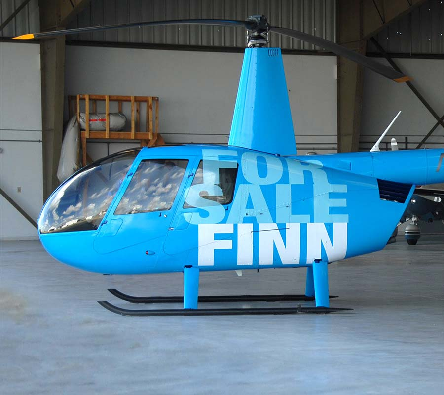 helicopter wrap