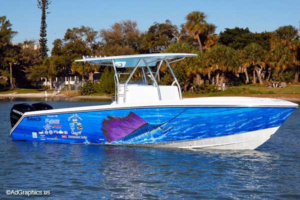 What Makes Great Boat Graphics In Florida