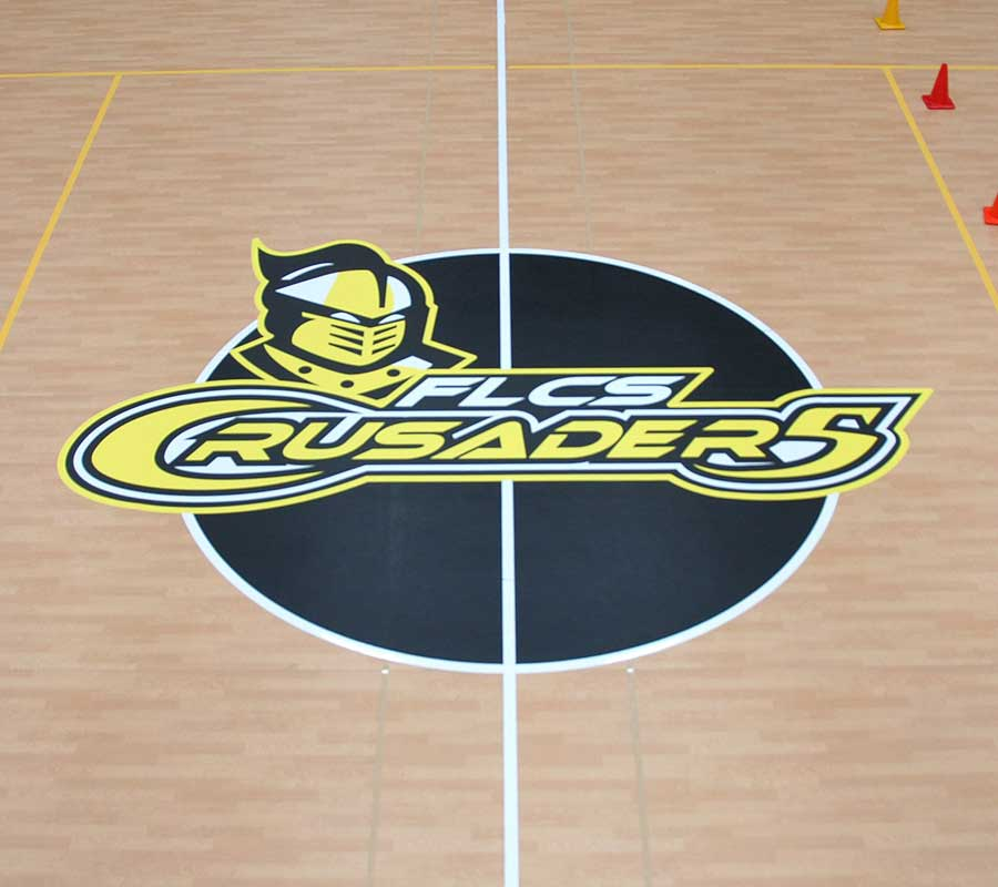 Gymnasium Decals