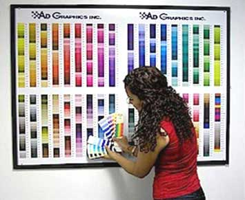 Wall Color Chart