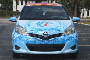 Car Wraps Pompano Beach, FL