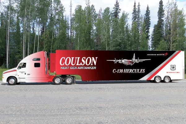 18 Wheeler Wrap