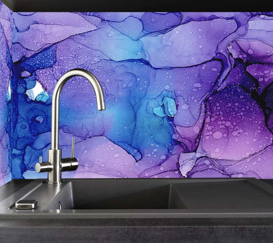 Antimicrobial Backsplash Panels